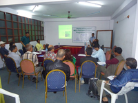 Joint activities 2013 Nepal WASH alliance