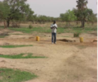 Safe water supply for Lamdamol, Burkina Faso
