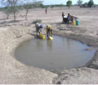 Safe water supply for Pagalaga, Burkina Faso