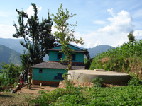 Rain Water Harvesting in Nepal