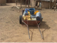 Safe water supply for Bamloye, Burkina Faso